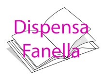 fanella dispensa