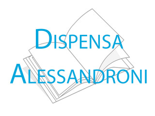 alessandroni dispensa