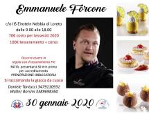 Emmanuele Forcone 30_01_20